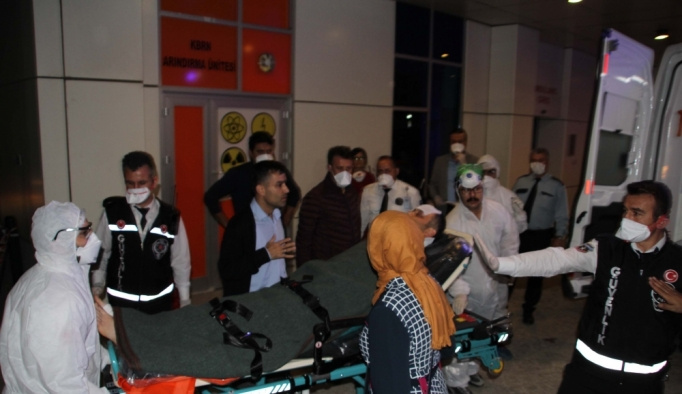 GÜNCELLEME - Çerkezköy OSB'de patlama