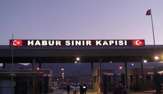 Habur Sınır Kapısı için Ankara devrede