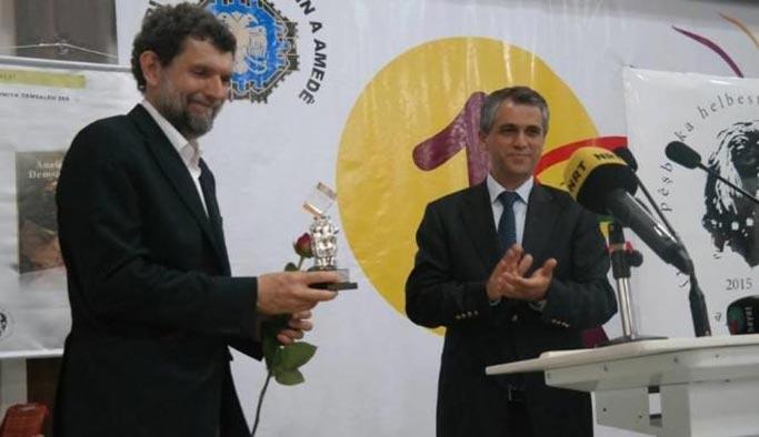 HDP'nin akıl hocası Osman Kavala gözaltında