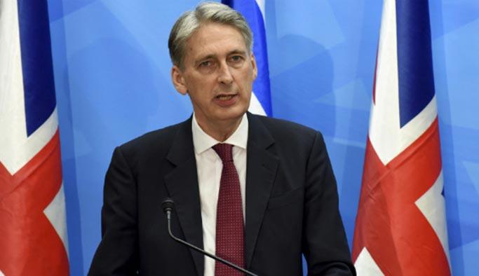 İngiltere Maliye Bakanı AB için 'düşman' dedi
