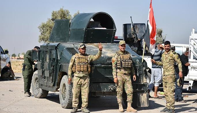 Irak ordusu Bay Hasan petrol sahasını ele geçirdi