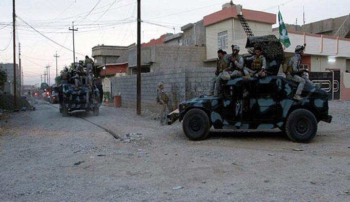 Irak ordusu harekete geçti, ilk çatışma başladı! İşte Kerkük'te son durum