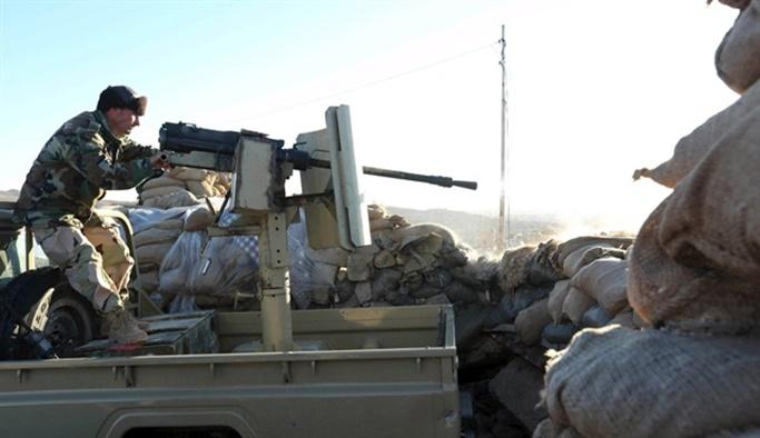 Irak ordusu Tuzhurmatu'da kontrolü sağladı