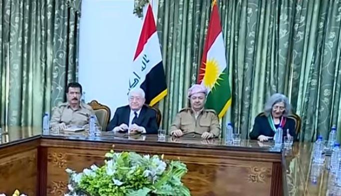Irak'ta Kerkük için kritik toplantı