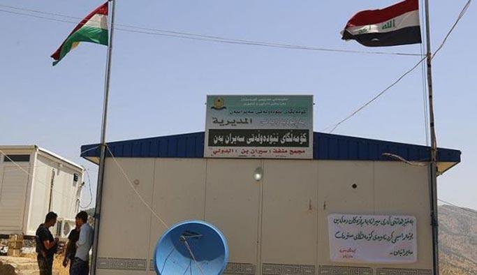 İran'dan Kuzey Irak sınır kapıları açıklaması
