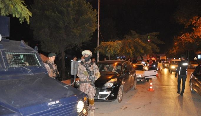 İznik'te 250 polisle asayiş uygulaması
