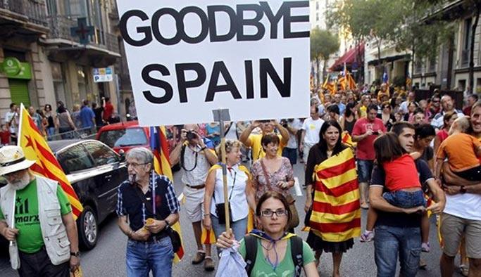 Katalonya özerkliği kaybetti