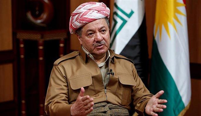 'Kerkük'ü kaybeden Barzani'den ilk açıklama