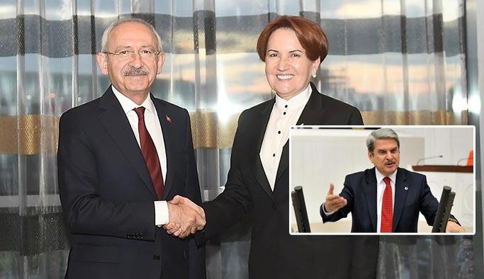 Kılıçdaroğlu, 'Akşener boşluğu doldurur' demişti, boşluğa ilk kendi vekili atladı