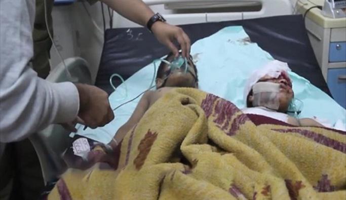 Kimliği belirsiz uçaklar Libya'da katliam yaptı