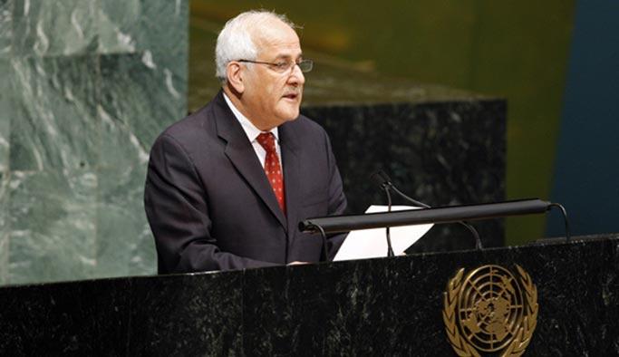 'Konu İsrail olunca BM felç oluyor'