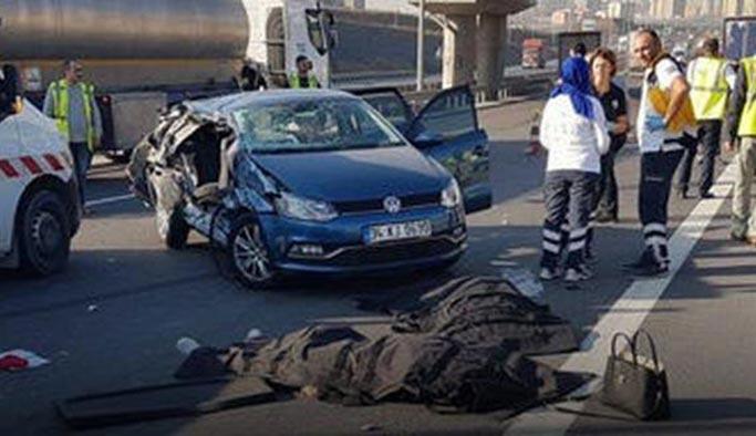 Kuzey Marmara yolunda feci kaza: İki üniversiteli genç öldü