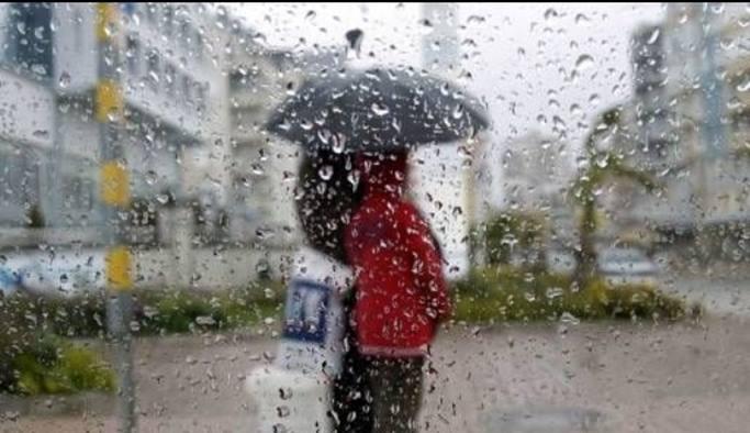 Meteoroloji'den 6 ile sağanak yağış uyarısı!