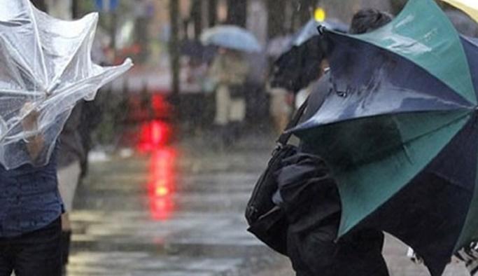 Meteorolojiden Karadeniz Bölgesi için kuvvetli fırtına uyarısı