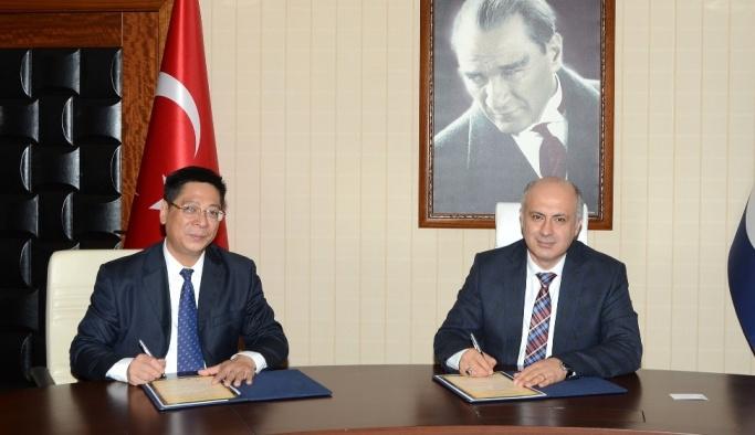 MEÜ ile Wuyi Üniversitesi arasında işbirliği protokolü imzalandı