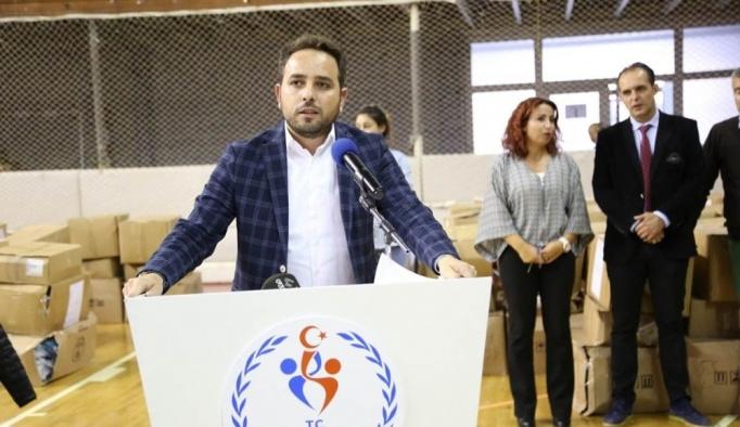 Milletvekili İshak Gazel: Spor ve sporcu hak ettiği değeri mutlaka bulmalı