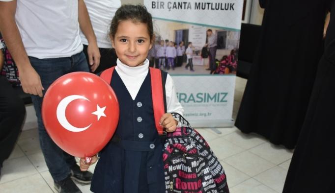 Mirasımız Derneği Filistinli çocukları sevindirdi
