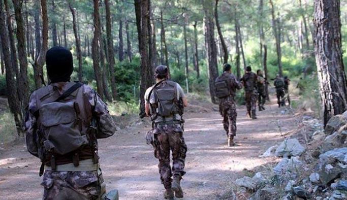 Muğla'da yakalanan teröristler tutuklandı