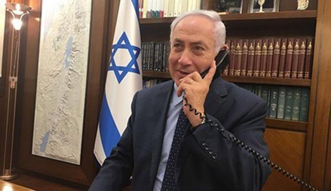 Netanyahu, Barzani için lobi yapıyor