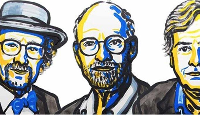 Nobel tıp ödülünün üçü de Amerikalılara gitti