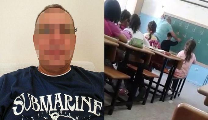 Öğrenciyi darpeden öğretmen gözaltına alındı