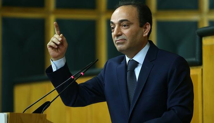 Osman Baydemir'e Meclis'ten çıkarma cezası