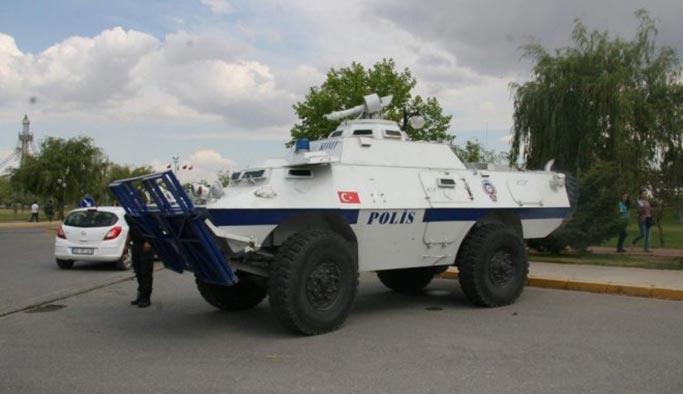 Polis panzerinin çarptığı 6 yaşındak çocuk öldü