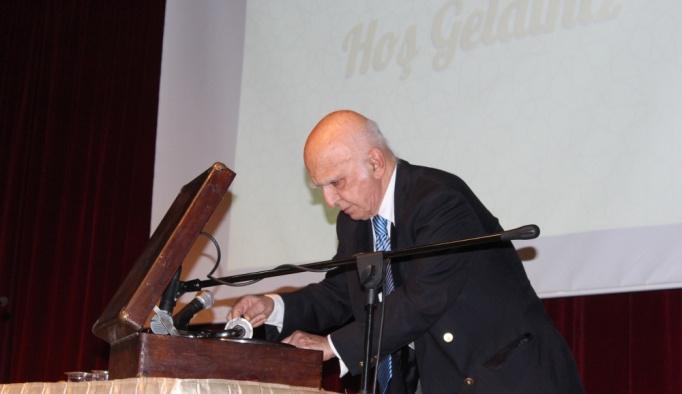 Prof. Dr. Ahmet Yüksel Özemre Üsküdar'da anıldı