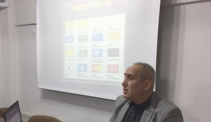 """Prof. Dr. Tellioğlu: """"Türk dünyası bir olursa, dünyayı yönetir"""""""