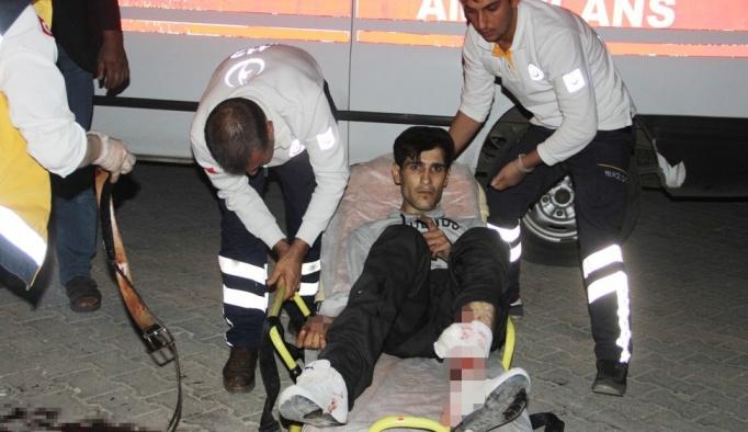 Şanlıurfa'da bıçaklı kavga: 1 yaralı