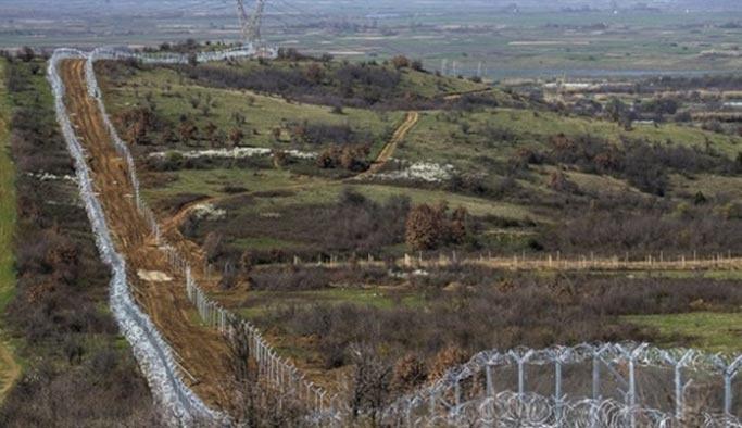 Sınırdaki teller çöktü, Bulgaristan karıştı