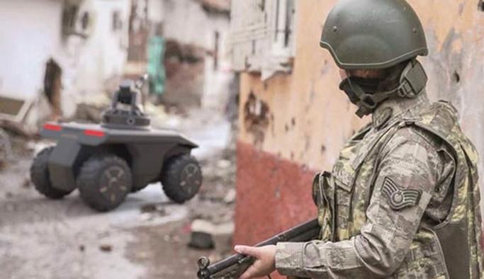 SSM, insansız kara araçları için düğmeye bastı