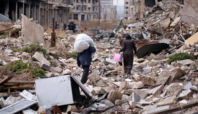 """Suriye'de """"104 bin kişi feci şekilde öldürüldü"""""""