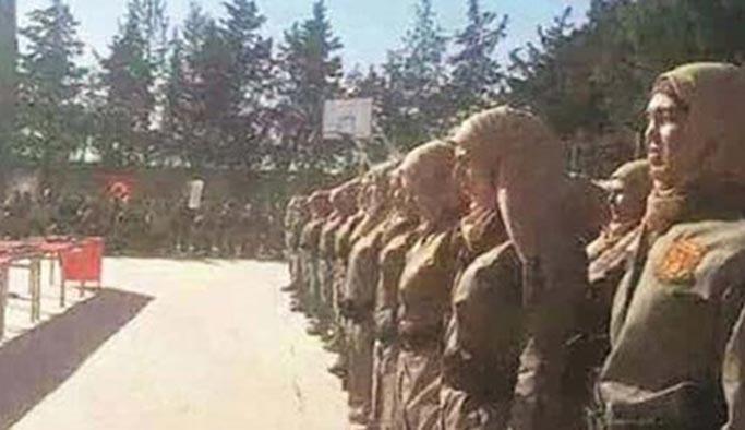 Suriyeli 90 kadına polislik eğitimi verildi