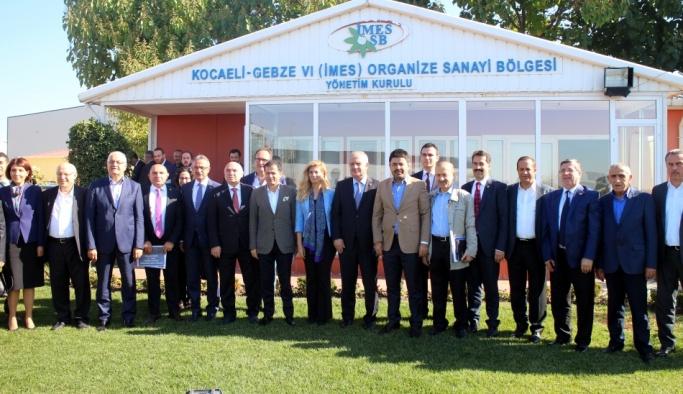 TBMM heyeti Kocaeli'de