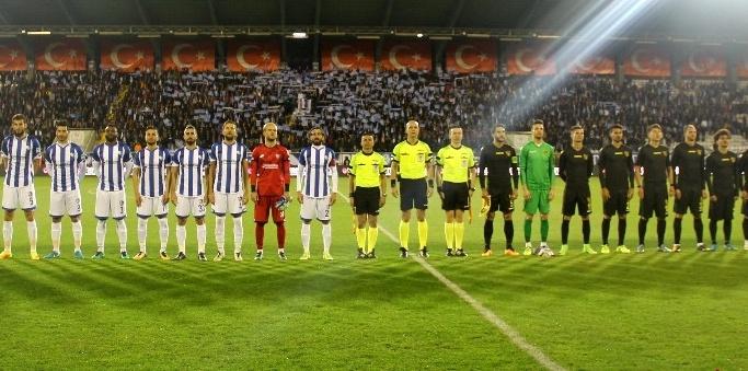 TFF 1. Lig: Büyükşehir Belediye Erzurumspor: 1 - İstanbulspor: 0
