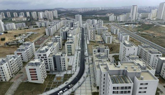 TOKİ İstanbul'da 600 TL taksitle ev satıyor