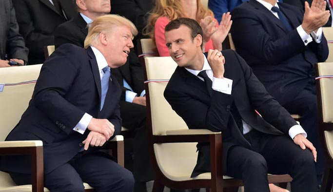 Trump'ın İran kararına AB ve Fransa'dan itiraz