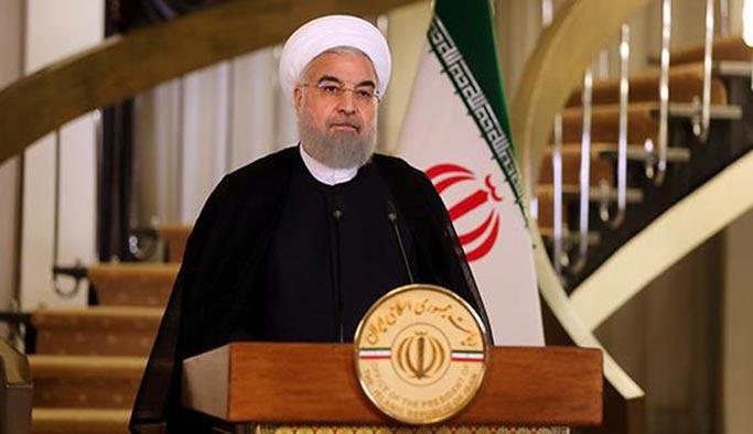 Trump'ın tehdit ve hakaretlerine İran'dan ilk cevap