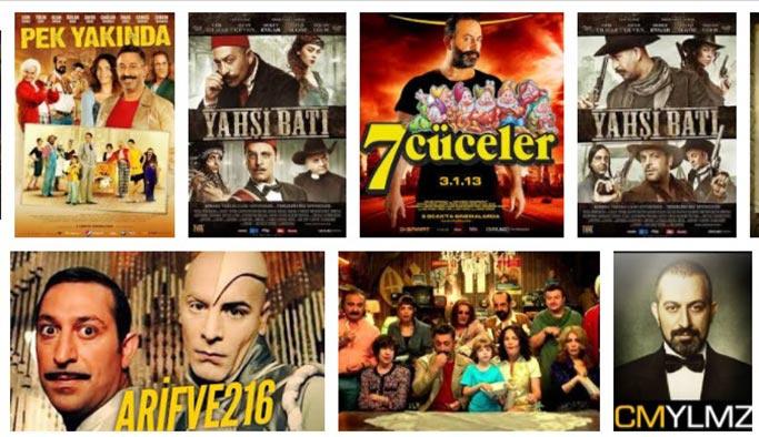 Türk Sinemasındaki Komedi ve Korku Filmleri