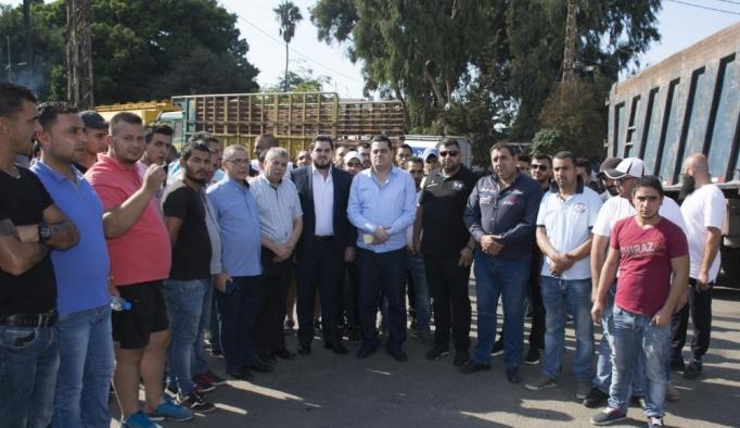 Lübnan'daki 'Türk ürünleri kararı'na tepki