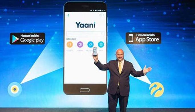 Türkiye'nin yerli ve milli arama motoru 'Yaani' tanıtıldı