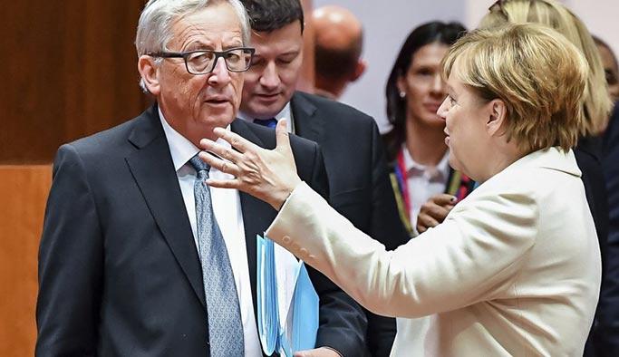 Türkiye'ye yaptırım isteyen Merkel'e AB'den ret