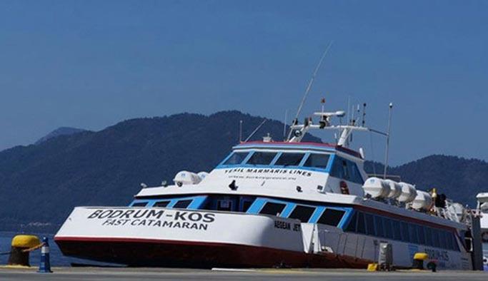 Türkiye-Yunanistan feribot seferleri krizi çözüldü