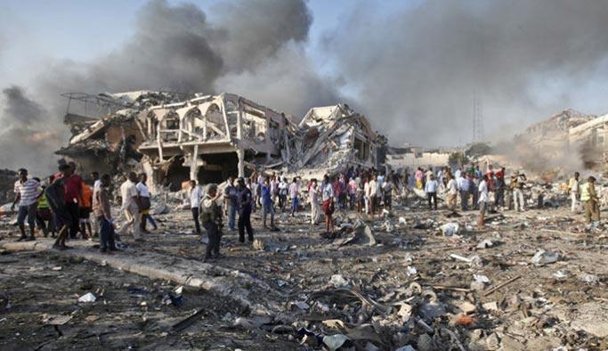 Uzmanların gözünden Somali'deki bombalı saldırı