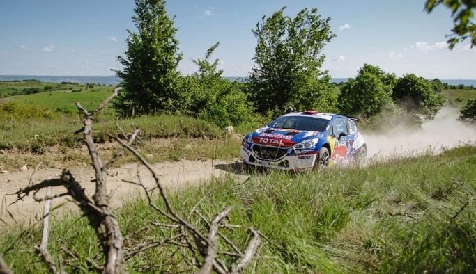Yağız Avcı Marmaris'in WRC provasında zafer istiyor
