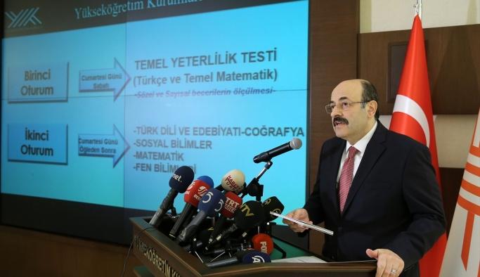 Yeni sınavın adı YKS, bazı puanlar iki yıl geçerli olacak