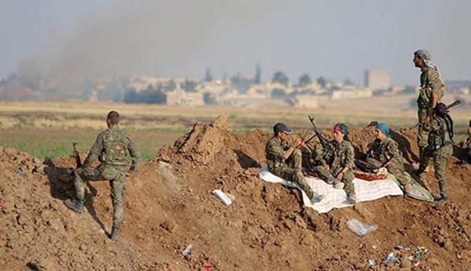 YPG, ÖSO kontrölündeki köye saldırdı