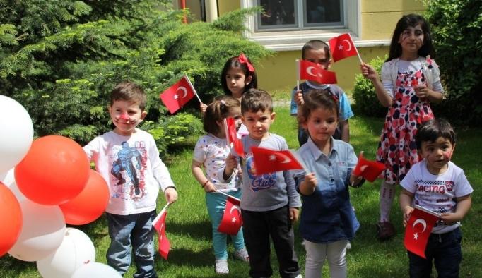 40. Uluslararası 23 Nisan Çocuk Şenliği Bursa'da yapılacak