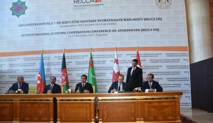 7. Afganistan Bölgesel Ekonomik İşbirliği Konferansı